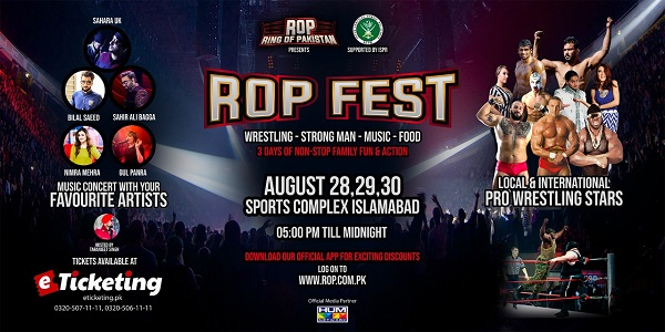 ROP Fest Tickets