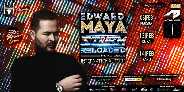 Edward Maya Live In Concert Tickets