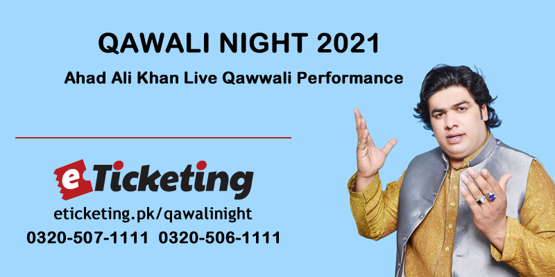 Qawali Night 2020 Tickets