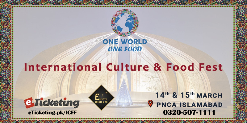 International Culture and Food Fest Tickets