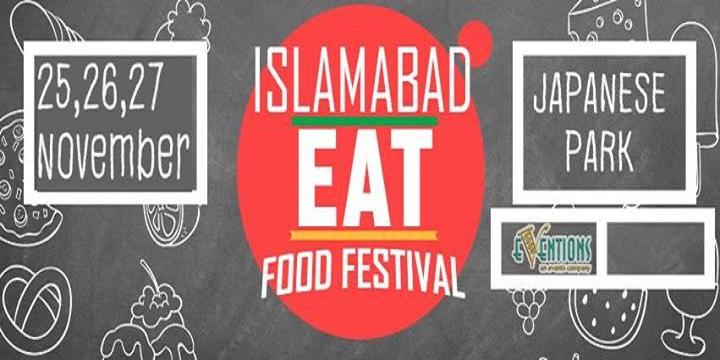 Islamabad Eat Food Festival Tickets