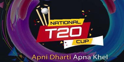 National T20 Cup Tickets