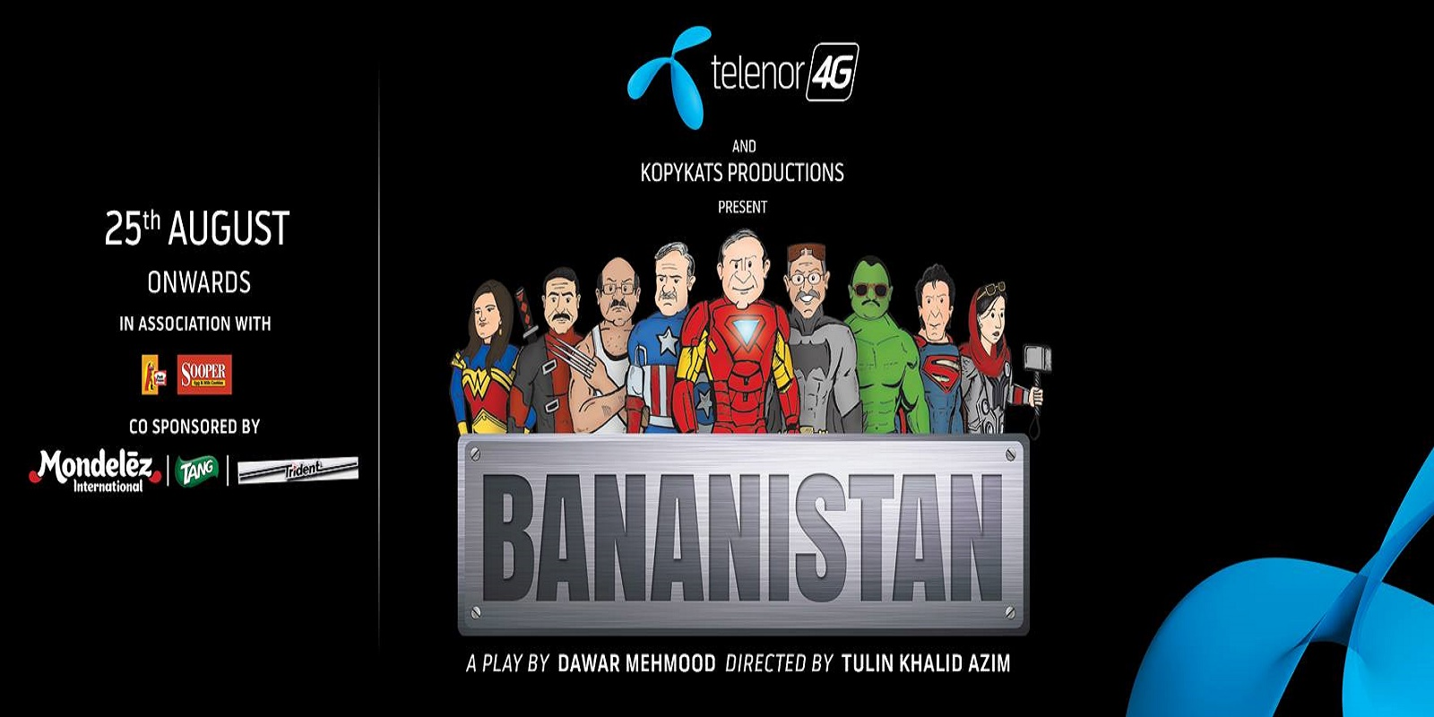Bananistan Tickets