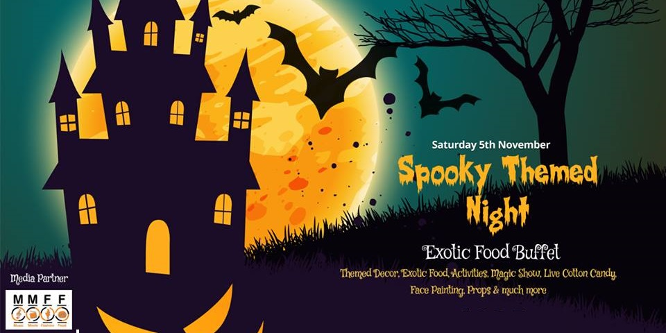 Spooky Themed Night Tickets