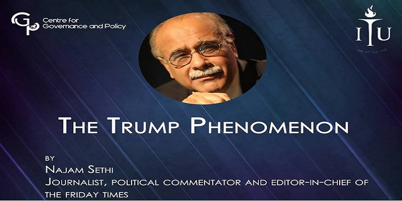 The Trump Phenomenon Tickets