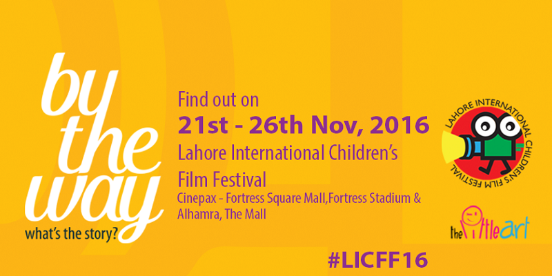 Lahore International Children Film Festival Tickets