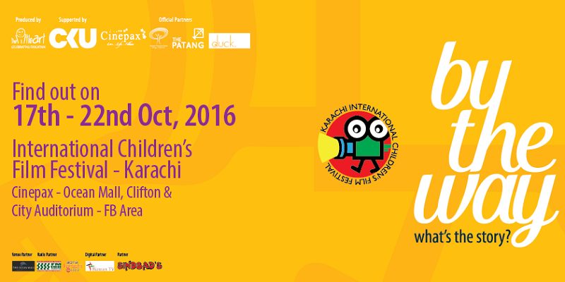 Karachi International Children Film Festival Tickets