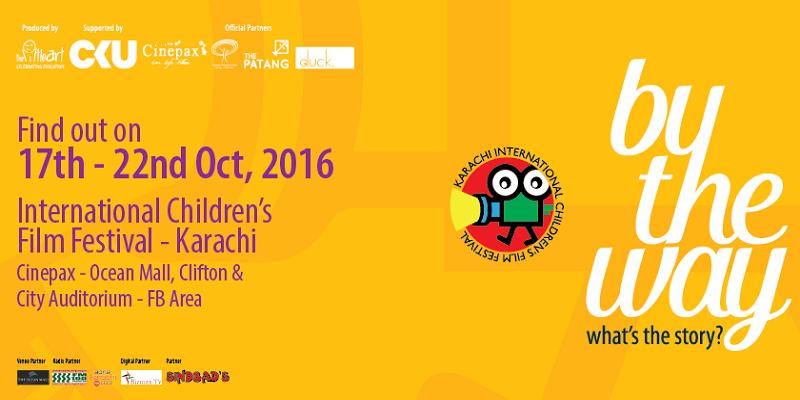 Karachi International Children Film Festival Tickets