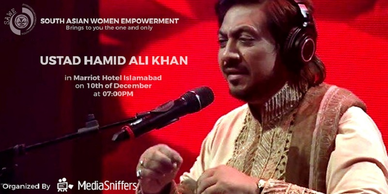 Hamid Ali Khan Tickets
