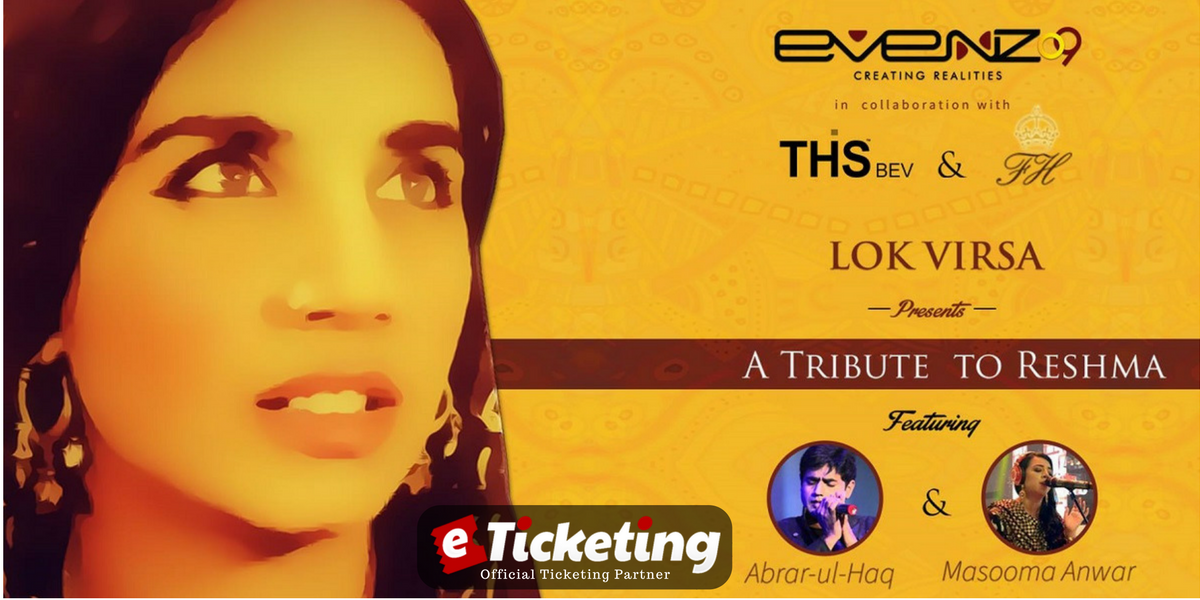 Lok Virsa Tickets