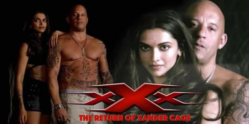 XXX Return Of Xander Cage Tickets