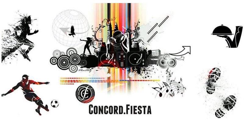 Concord Fiesta Tickets