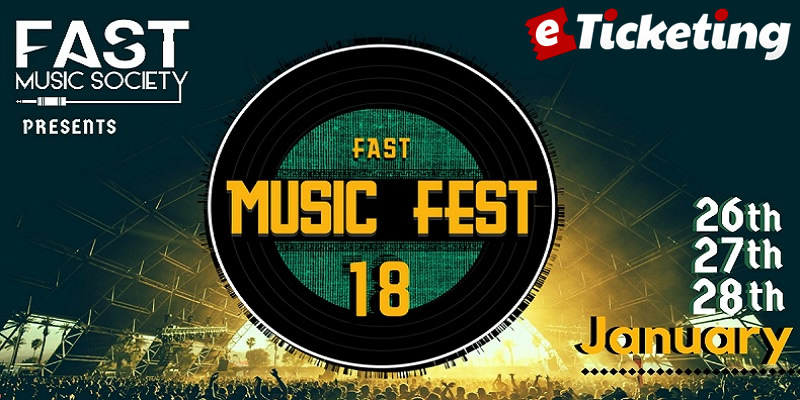 FAST Music Fest Tickets
