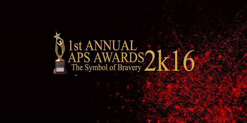 APS Awards Tickets