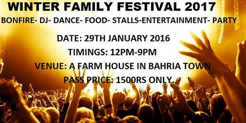 Winter Family Festival Tickets