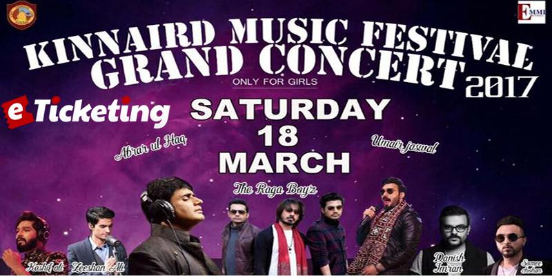 Kinnaird Music Fest Tickets