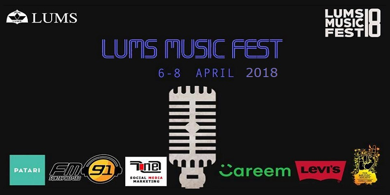 LUMS Music Fest 2018 Tickets