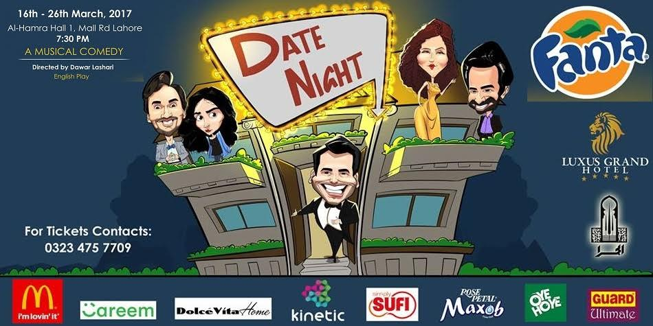Date Night Tickets