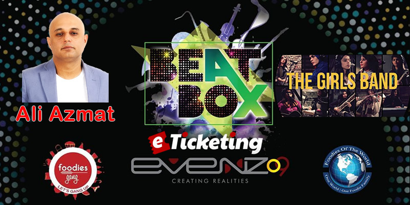 BeatBox Tickets