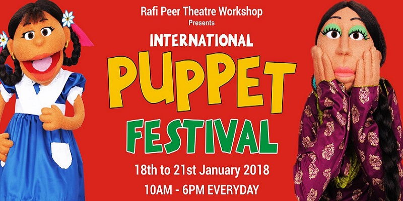 Puppet Festival Tickets