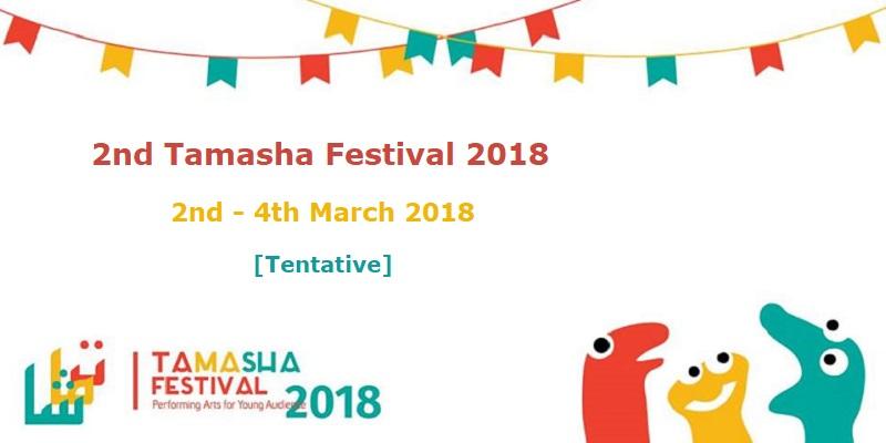 Tamasha Festival Tickets