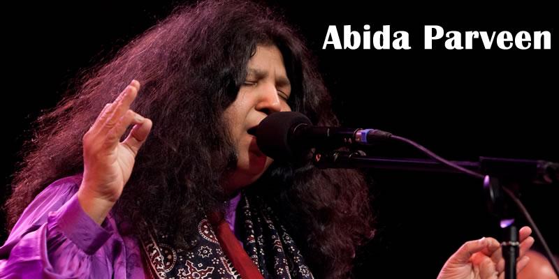 Abida Parveen Tickets