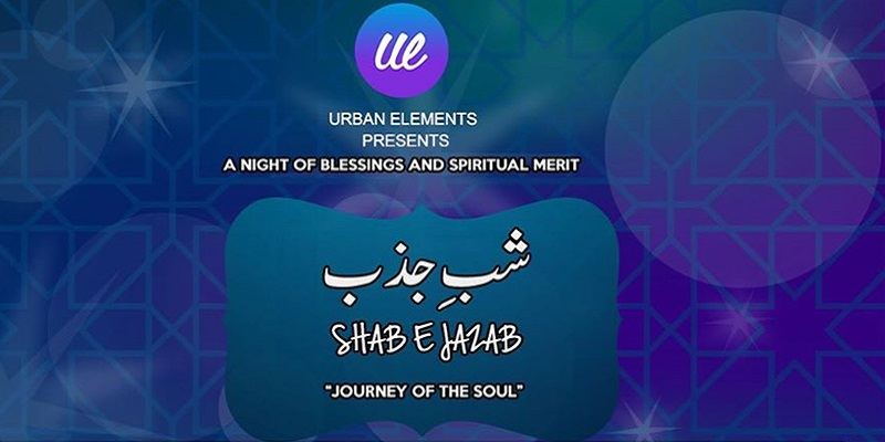 Shab E Jazab Tickets