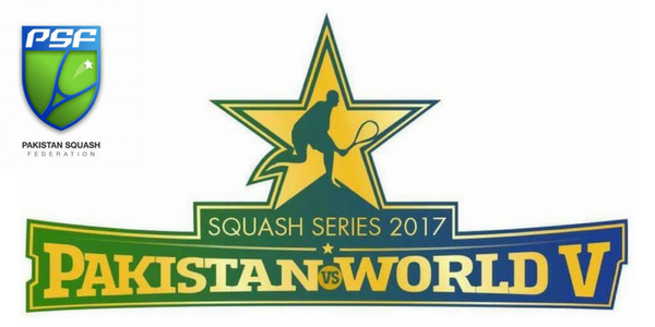 Pakistan Vs World V Tickets