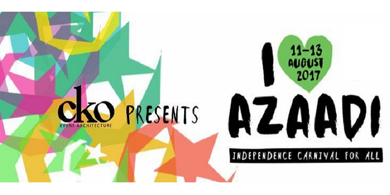 I Love Azaadi - Independence Festival Tickets