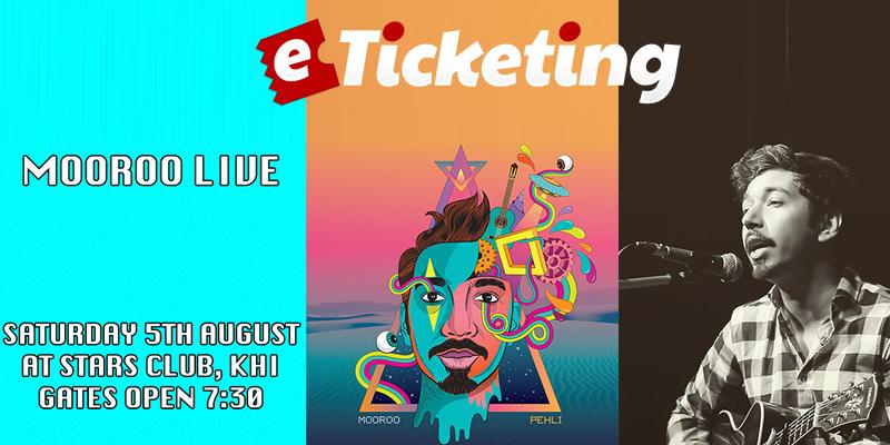 Mooroo Live Tickets