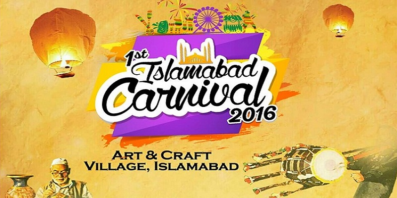 2nd Islamabad Carnival Tickets
