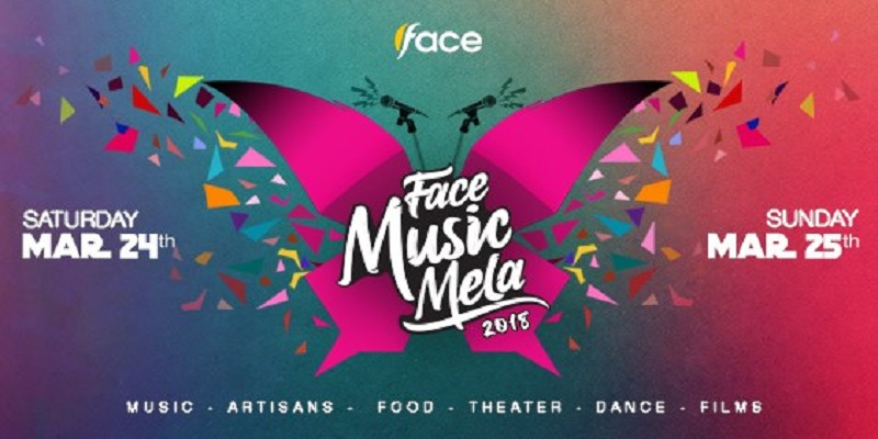 FACE Music Mela Tickets