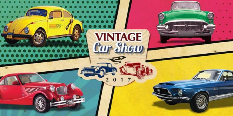 Vintage Car Show Tickets