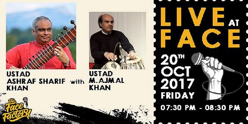 Ashraf Sharif Khan And Ajmal Khan Tickets