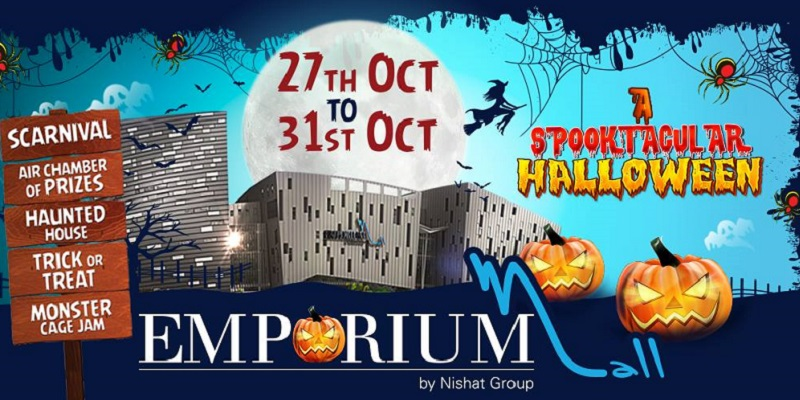 A Spooktacular Halloween Tickets