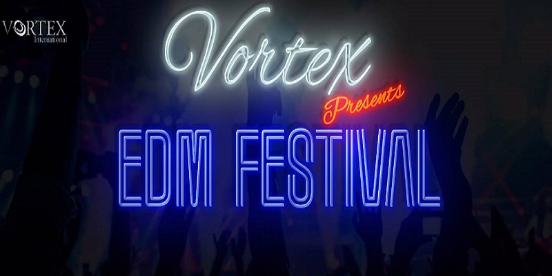 Vortex EDM Festival Tickets