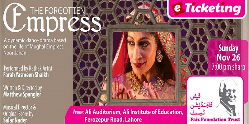 The Forgotten Empress Tickets