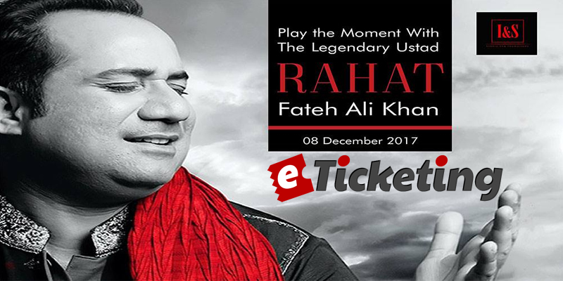 Play The Moment With Rahat Fateh Ali Khan Tickets