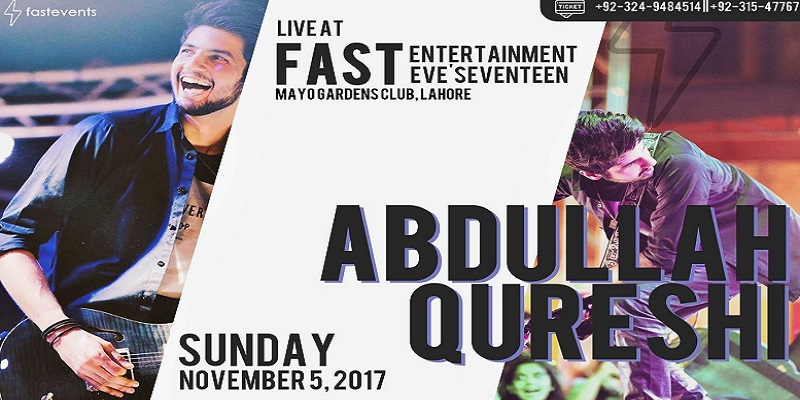 FAST Entertainment Eve Tickets