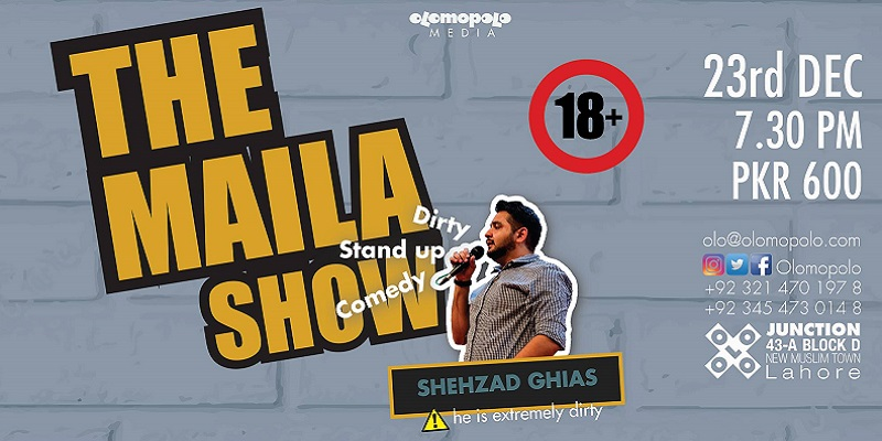 The Maila Show Tickets