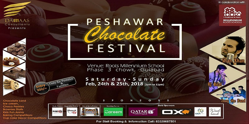Peshawar Chocolate Festival Tickets