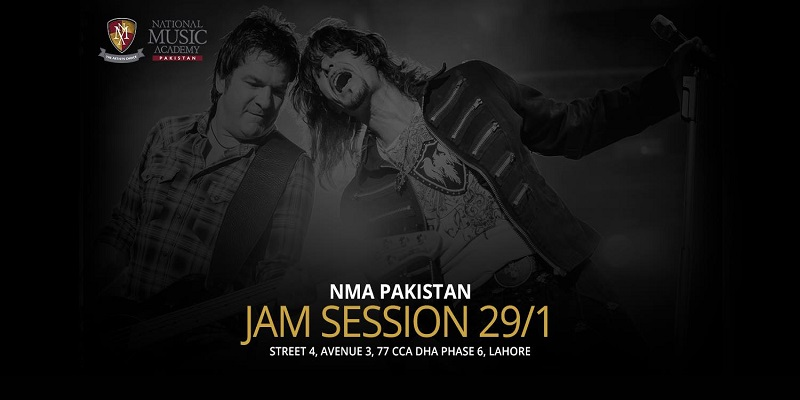 NMA Jam Session Tickets