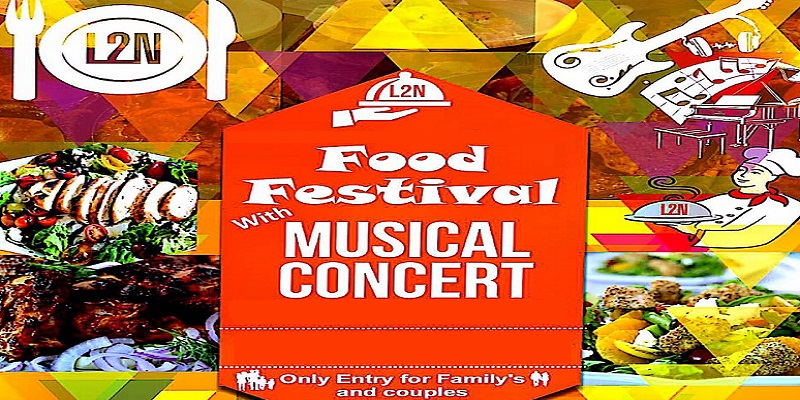 L2N Food Festival Tickets