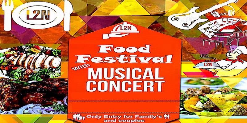 L2N Food Festival Tickets
