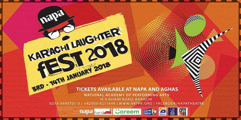 Karachi Laughter Fest Tickets