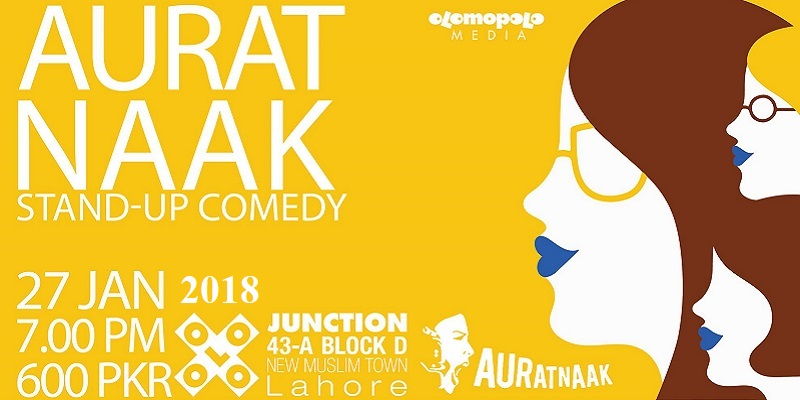 Auratnaak Standup Comedy Tickets