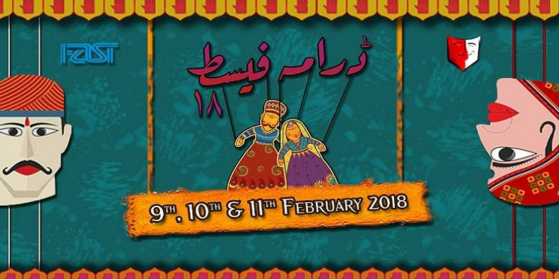 FAST Drama Fest Tickets