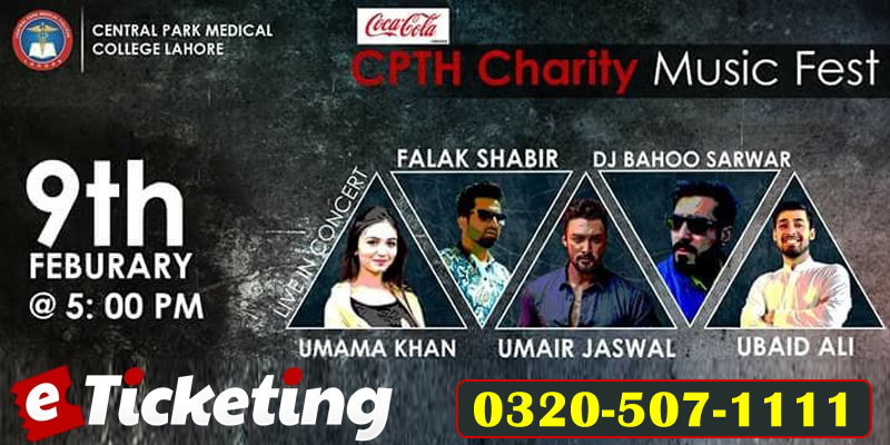 CPTH Charity Music Fest Tickets