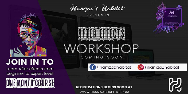 Adobe After Effects Workshop Tickets