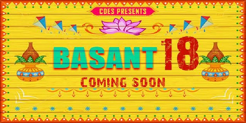 Basant Festival Tickets